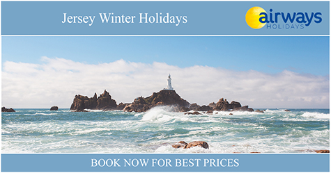 Jersey Facebook Winter Holidays assets intro