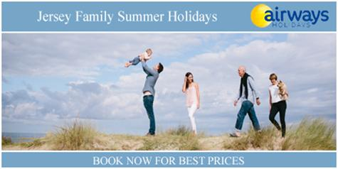 Jersey Twitter Family Summer Holidays assets intro