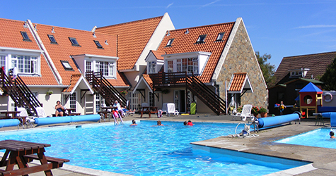 Vazon Bay Apartments